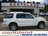 2007 White Chocolate Tri-Coat Lincoln Navigator L Luxury 4x4 #38474644