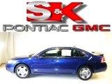 2006 Laser Blue Metallic Chevrolet Impala SS #3839659