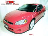 2006 Victory Red Chevrolet Monte Carlo SS #3839657