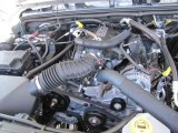 2011 Jeep Wrangler Sport 4x4 3.8 Liter OHV 12-Valve V6 Engine
