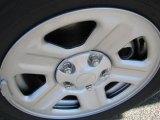 2011 Jeep Wrangler Sport 4x4 Wheel