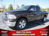 2011 Rugged Brown Pearl Dodge Ram 1500 Big Horn Quad Cab #38474668