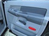 2007 Dodge Ram 3500 SLT Mega Cab Dually Door Panel