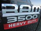 2007 Dodge Ram 3500 SLT Mega Cab Dually Marks and Logos