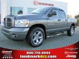 2007 Mineral Gray Metallic Dodge Ram 1500 Sport Quad Cab #38474679