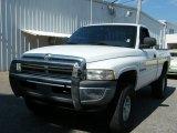 2001 Bright White Dodge Ram 1500 Regular Cab 4x4 #38475264
