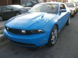 2010 Ford Mustang GT Premium Coupe Data, Info and Specs