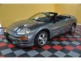 2003 Titanium Pearl Mitsubishi Eclipse Spyder GS #38475015