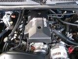 2000 Chevrolet Silverado 1500 Z71 Extended Cab 4x4 5.3 Liter OHV 16-Valve Vortec V8 Engine