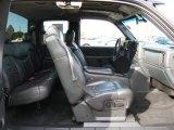 2000 Chevrolet Silverado 1500 Z71 Extended Cab 4x4 Graphite Interior