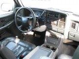2000 Chevrolet Silverado 1500 Z71 Extended Cab 4x4 Dashboard