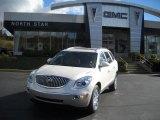 2011 White Diamond Tricoat Buick Enclave CXL AWD #38474711