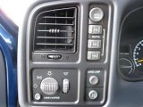 2000 Chevrolet Silverado 1500 Z71 Extended Cab 4x4 Controls