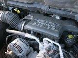 2003 Dodge Ram 1500 ST Regular Cab 4x4 5.7 Liter HEMI OHV 16-Valve V8 Engine