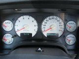 2003 Dodge Ram 1500 ST Regular Cab 4x4 Gauges