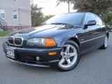 2003 Orient Blue Metallic BMW 3 Series 325i Coupe #38475380