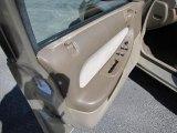 2002 Chrysler Sebring LX Sedan Door Panel