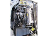 2002 Chrysler Sebring LX Sedan 2.4 Liter DOHC 16-Valve 4 Cylinder Engine