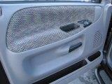 1999 Dodge Ram 1500 SLT Regular Cab Door Panel