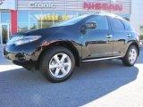 2010 Super Black Nissan Murano SL #38549128