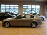 2007 Platinum Bronze Metallic BMW 3 Series 335xi Sedan #38549426