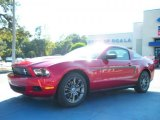 2011 Red Candy Metallic Ford Mustang V6 Mustang Club of America Edition Coupe #38548917