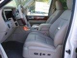 2011 Lincoln Navigator 4x2 Stone Interior