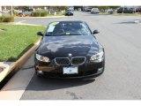 2009 Jet Black BMW 3 Series 328i Convertible #38548664