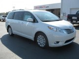 2011 Super White Toyota Sienna Limited #38549217