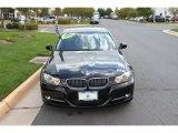 2009 Jet Black BMW 3 Series 335xi Sedan #38548670