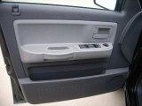 2010 Dodge Dakota Big Horn Crew Cab Door Panel
