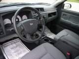 2010 Dodge Dakota Big Horn Crew Cab Dark Slate Gray/Medium Slate Gray Interior