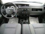 2010 Dodge Dakota Big Horn Crew Cab Dashboard