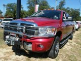 2008 Dodge Ram 3500 Laramie Mega Cab 4x4 Data, Info and Specs