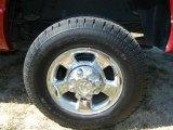 2008 Dodge Ram 3500 Laramie Mega Cab 4x4 Wheel