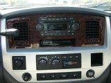 2008 Dodge Ram 3500 Laramie Mega Cab 4x4 Controls