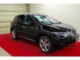 2009 Super Black Nissan Murano LE AWD #38548975