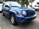 2007 Marine Blue Pearl Jeep Patriot Sport 4x4 #38548729