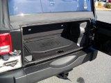2011 Jeep Wrangler Rubicon 4x4 Trunk