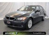 2007 Deep Green Metallic BMW 3 Series 328xi Sedan #38548744
