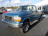 1996 Ford F250 XL Regular Cab 4x4 Data, Info and Specs