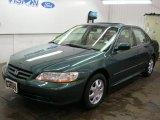 2002 Noble Green Pearl Honda Accord SE Sedan #38549617