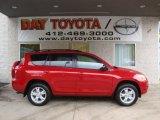 2011 Barcelona Red Metallic Toyota RAV4 I4 4WD #38548785