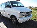 Ghost White Chevrolet Astro in 1997