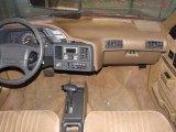 Pontiac Sunbird Interiors