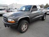 2003 Graphite Metallic Dodge Dakota Sport Club Cab 4x4 #38548807