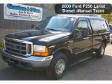 2000 Ford F250 Super Duty XLT Regular Cab Data, Info and Specs
