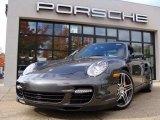 2007 Slate Grey Metallic Porsche 911 Turbo Coupe #38549655