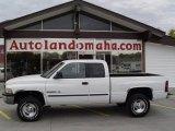 2001 Bright White Dodge Ram 1500 SLT Club Cab 4x4 #38549084