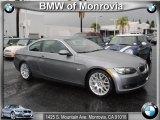 2008 Space Grey Metallic BMW 3 Series 328i Coupe #38549090